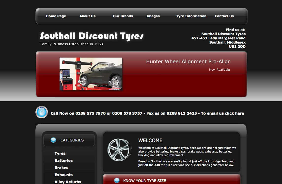 Southall Discount Tyres