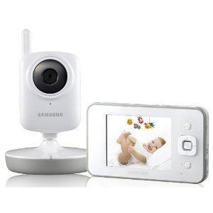 "Samsung SEW 3035 3.5"" Premium Video Baby Monitor"
